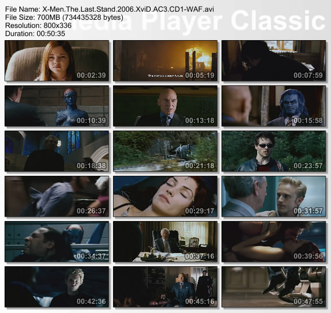X-Men.The.Last.Stand.2006.XviD.AC3.CD1-WAF
