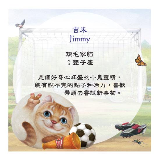 手绘石头猫 Jimmy 02