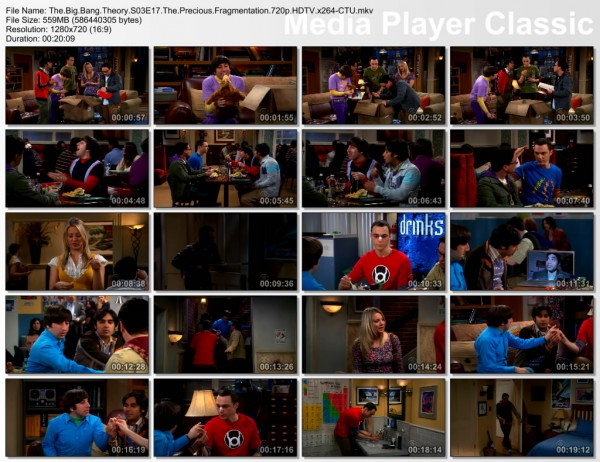 The Big Bang Theory s03e17