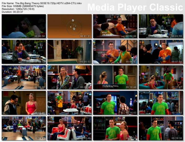 the big bang theory s03e19