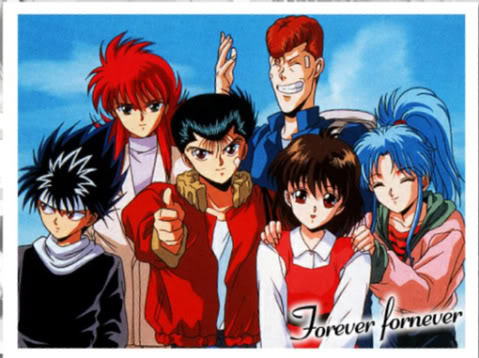 YYH_team forever fornever