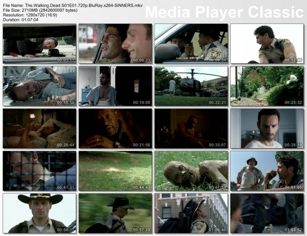 the walking dead s1e01 thumbs