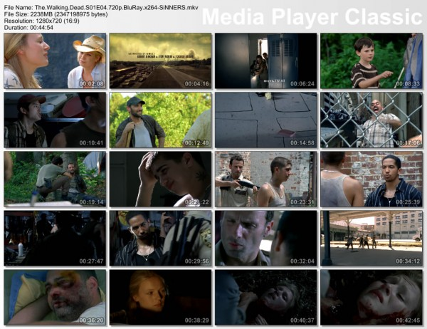 the walking dead s1e04 thumbs