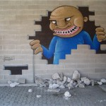 AGONISTICKo - broken wall