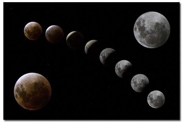 Steve Passlow - Total Lunar Eclipse December 2011
