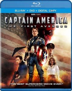 [2011]美国队长