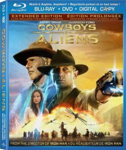[2011]牛仔和外星人
